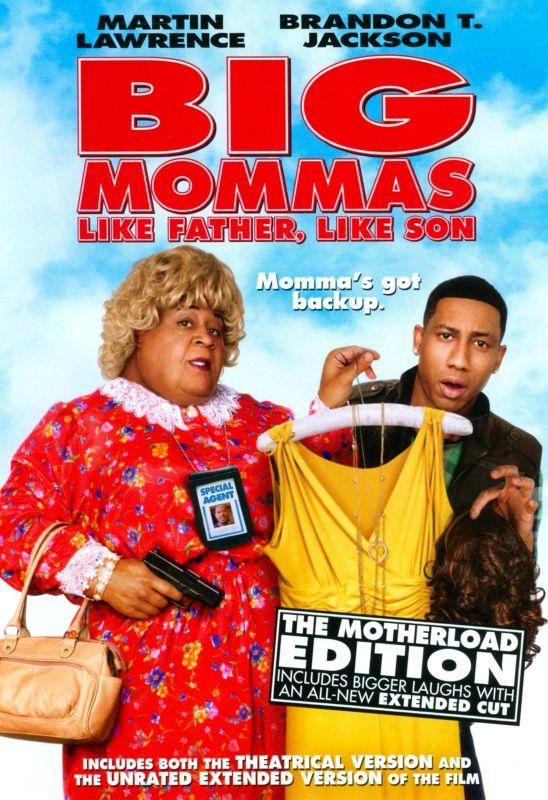 Big Mommas: Like Father, Like Son [DVD] [2011] 2683952