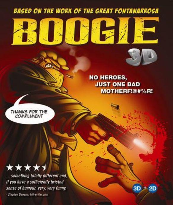 Boogie 3D [3D] [Blu-ray] [Blu-ray/Blu-ray 3D] [2015] 26847245