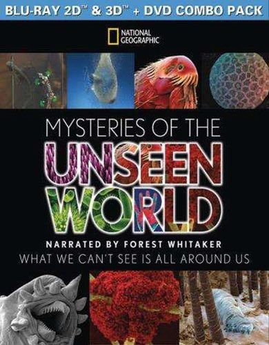 Mysteries of the Unseen World [2 Discs] [3D] [Blu-ray/DVD] [Blu-ray/Blu-ray 3D/DVD] [2014] 26847446