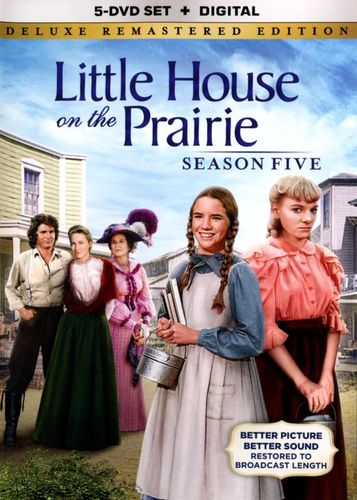 Little House on the Prairie: Season 5 Collection [5 Discs] [DVD] 26858155