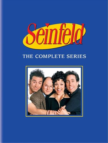 Seinfeld: The Complete Series [33 Discs] [DVD] 2686893
