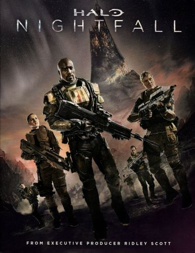 Halo: Nightfall [Blu-ray] 2687188
