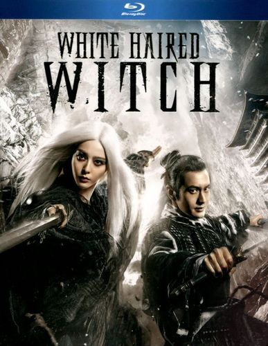 White Haired Witch [Blu-ray] [2014] 2687421