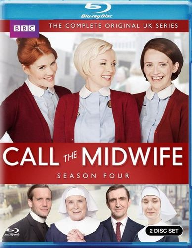 Call the Midwife: Season Four [2 Discs] [Blu-ray] 26931349