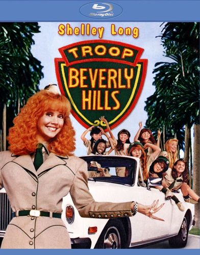 Troop Beverly Hills [UltraViolet] [Includes Digital Copy] [Blu-ray] [1989] 26934145