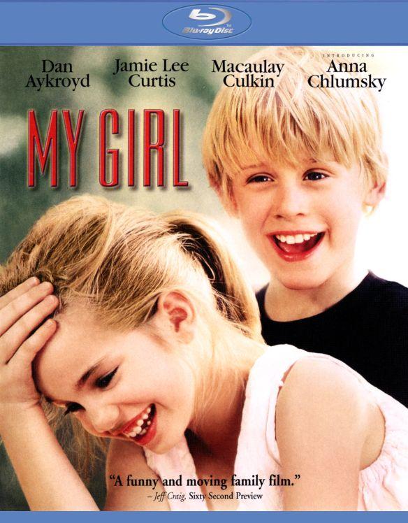 My Girl [Includes Digital Copy] [UltraViolet] [Blu-ray] [1991] 26934154
