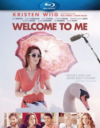 Welcome to Me [Blu-ray] [2014] 26943197