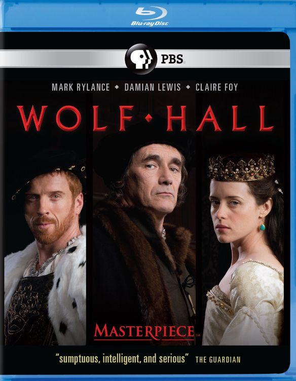 Masterpiece: Wolf Hall [Blu-ray] [2015] 26948366