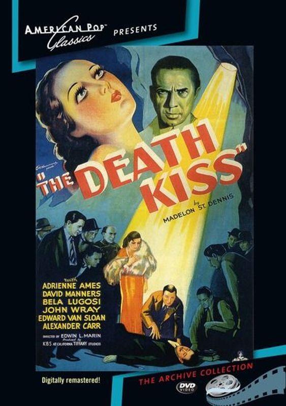 The Death Kiss [DVD] [1932] 27017186