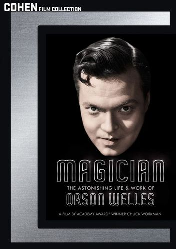 Magician: The Astonishing Life and Work of Orson Welles [DVD] [2014] 27022292