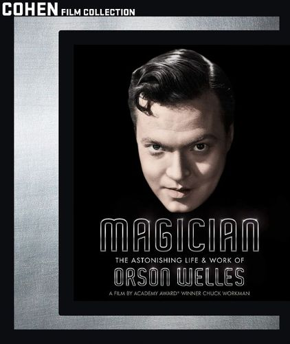 Magician: The Astonishing Life and Work of Orson Welles [Blu-ray] [2014] 27022306
