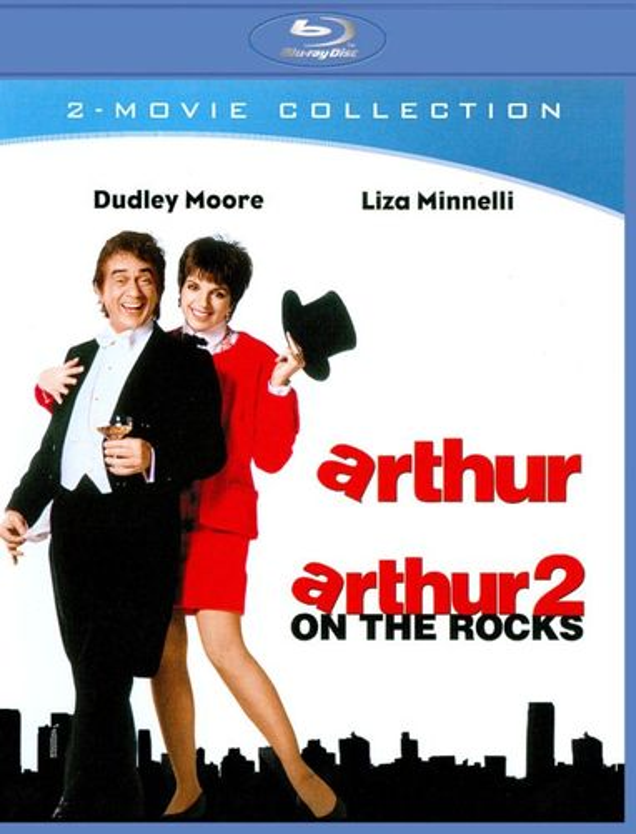 Arthur/Arthur 2: On the Rocks [Blu-ray] 2705066
