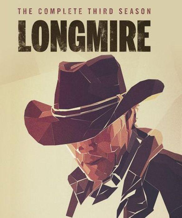 Longmire: The Complete Third Season [3 Discs] [Blu-ray] 27054299
