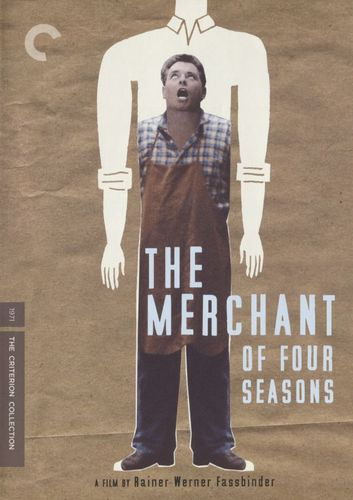 The Merchant of Four Seasons [Criterion Collection] [DVD] [1971] 27066173