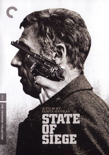 State of Siege [Criterion Collection] [DVD] [1972] 27073209