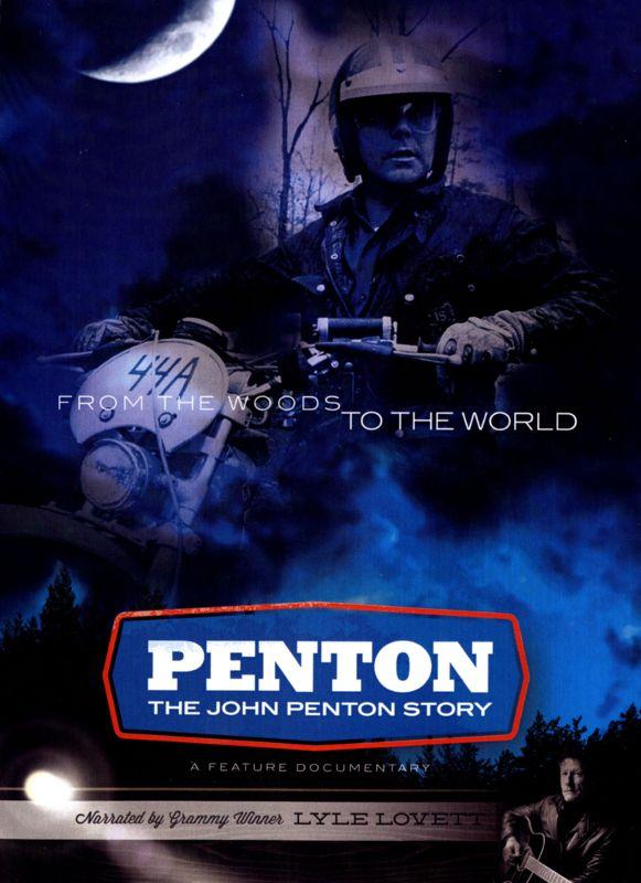 Penton: The John Penton Story [DVD] [2014] 27076164