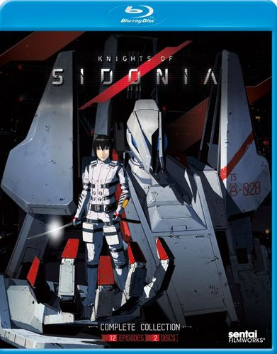 Knights of Sidonia: Season 1 [2 Discs] [Blu-ray] 27120202