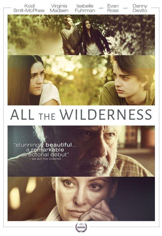 All the Wilderness [DVD] [2014] 27121141