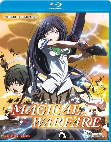 Magical Warfare: Complete Collection [2 Discs] [Blu-ray] 27133162