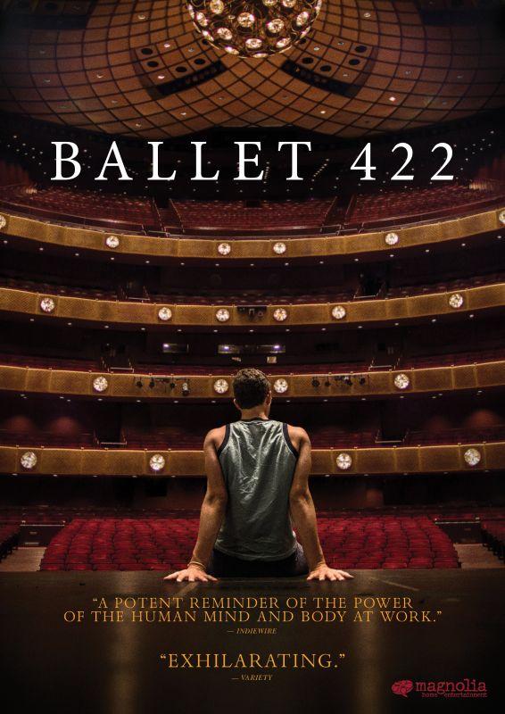 Ballet 422 [DVD] [2014] 27134143