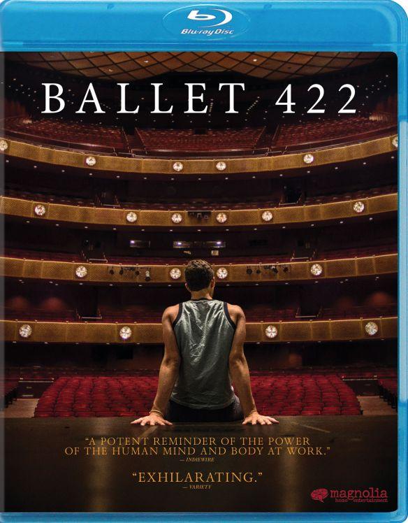 Ballet 422 [Blu-ray] [2014] 27134152