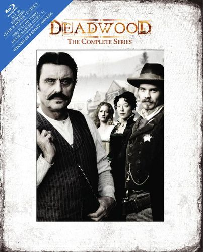 Deadwood: The Complete Series [13 Discs] [Blu-ray] 2715015