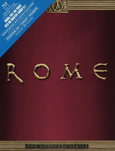 Rome: The Complete Series [10 Discs] [Blu-ray] 2715024