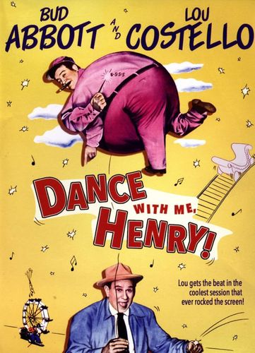 Dance with Me, Henry [DVD] [1956] 27156319