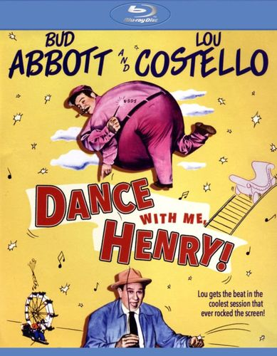 Dance with Me, Henry [Blu-ray] [1956] 27156328