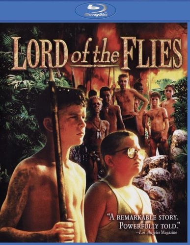 Lord of the Flies [Blu-ray] [1990] 27156504