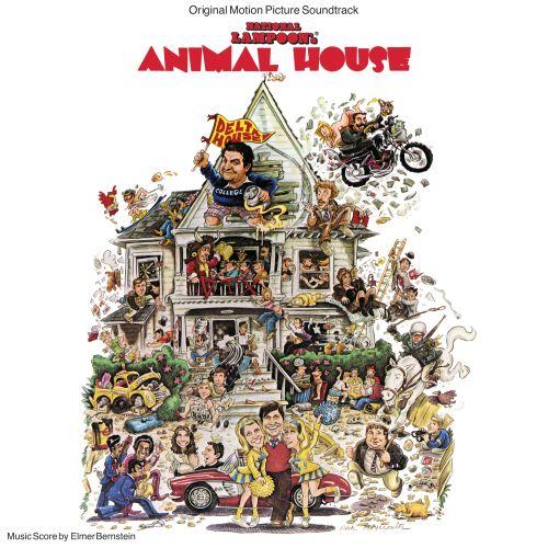 National Lampoon's Animal House [Original Motion Picture Soundtrack] [LP] - VINYL 27165173