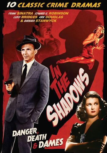 In the Shadows: 10 Classic Crime Dramas [3 Discs] [DVD] 27231613