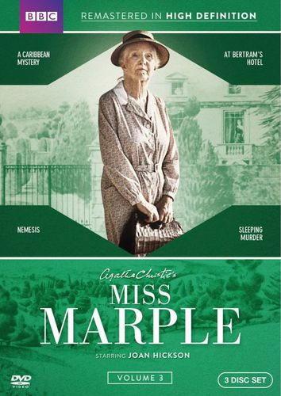 Miss Marple: Volume Three [3 Discs] [DVD] 27246191