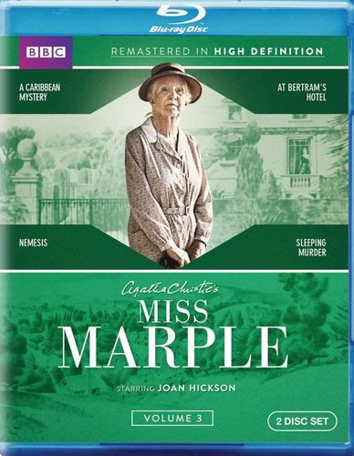 Miss Marple: Volume Three [3 Discs] [Blu-ray] 27247145
