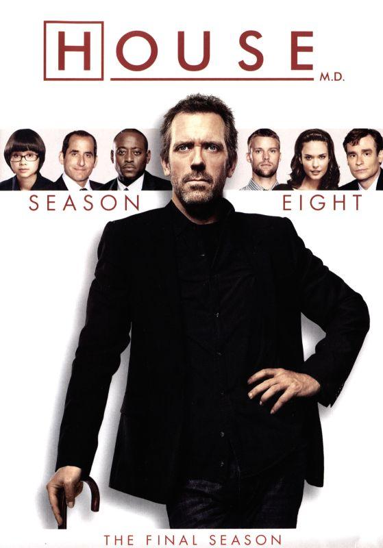 House: Season Eight [5 Discs] [DVD] 27256153