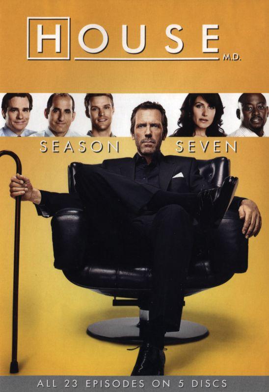 House: Season Seven [5 Discs] [DVD] 27256162