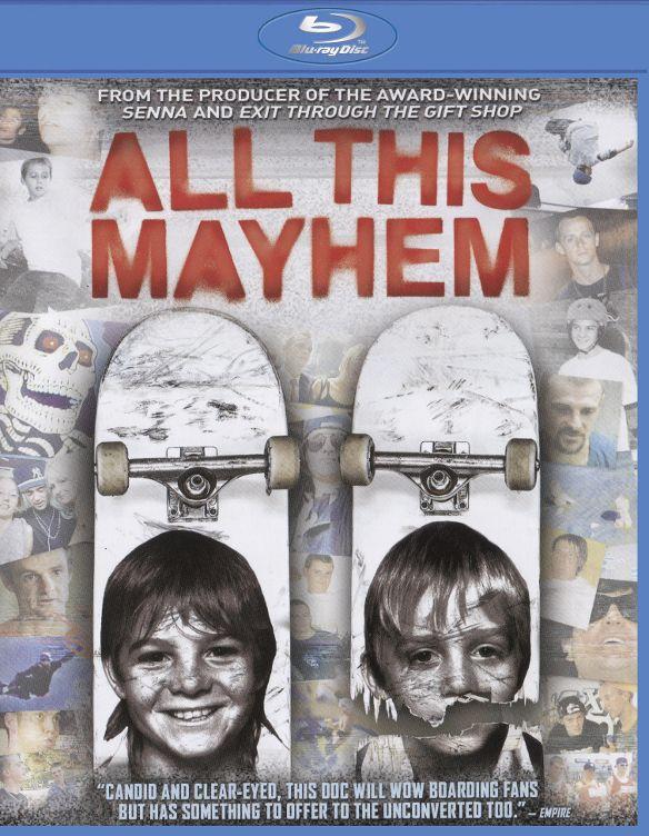 All This Mayhem [Blu-ray] [2014] 27268142