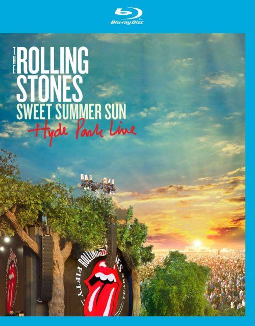 Sweet Summer Sun: Hyde Park Live [Blu-Ray] [Blu-Ray Disc] 2728646