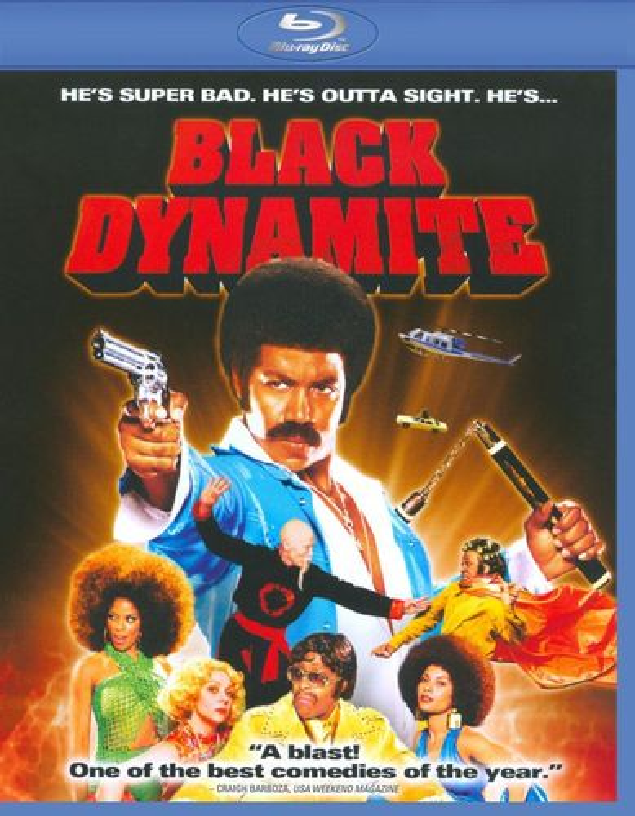 Black Dynamite [Blu-ray] [2009] 2732149