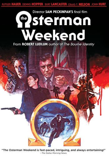 The Osterman Weekend [DVD] [1983] 27333197