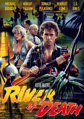 River of Death [DVD] [1989] 27411179
