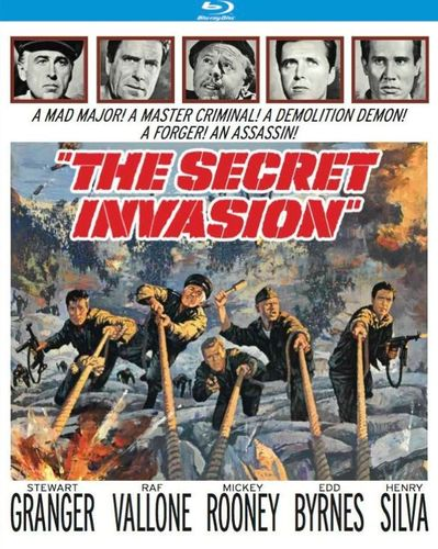 The Secret Invasion [Blu-ray] [1964] 27411211