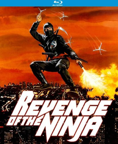 Revenge of the Ninja [Blu-ray] [1983] 27411248