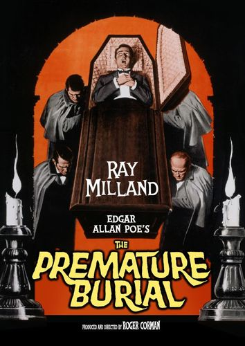The Premature Burial [DVD] [1962] 27412178