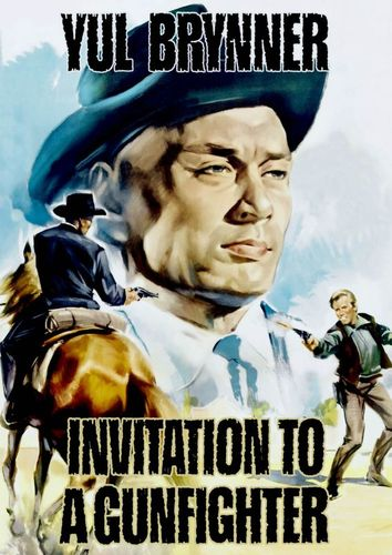 Invitation to a Gunfighter [DVD] [1964] 27412247