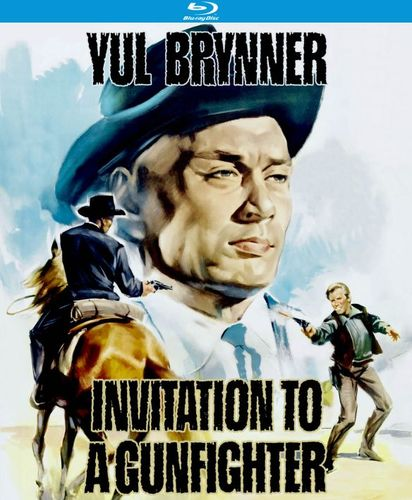 Invitation to a Gunfighter [Blu-ray] [1964] 27412256