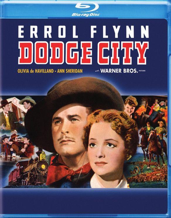 Dodge City [Blu-ray] [1939] 27462329