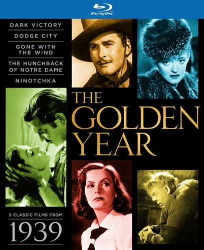 The Golden Year: 5 Classic Films from 1939 [Blu-ray] 27462338