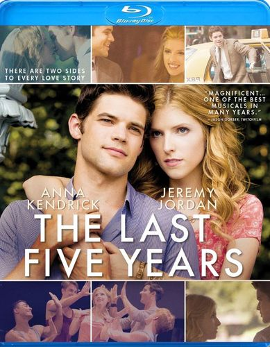 The Last Five Years [Blu-ray] [2014] 27468159