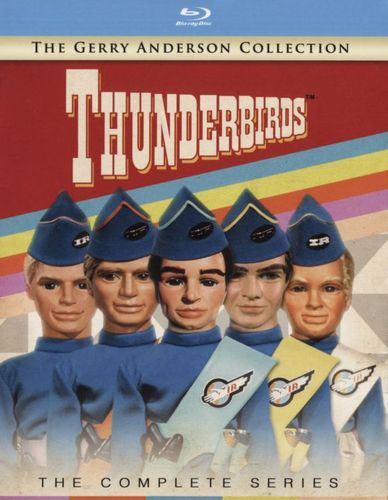 Thunderbirds: The Complete Series [6 Discs] [Blu-ray] 27489322